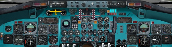 DC-9 Sky Simulations FS2004.